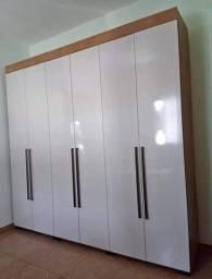 guarda roupa grande 6 portas em promoção novo