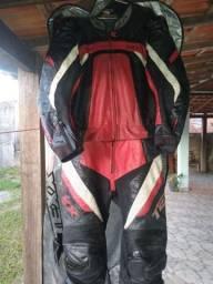 Macacão de motociclista Texx