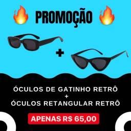 Super Promoção Óculos Retrô