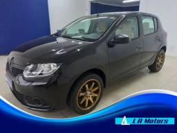 Título do anúncio: Renault SANDERO 1.0 12V SCE FLEX AUTHENTIQUE MANUAL