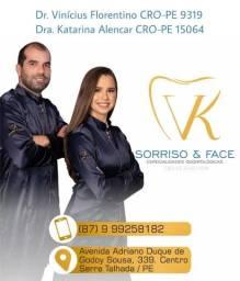 Título do anúncio: Especialidas Odontológicas Dr. Vinicius e Dra. Katarina  em Serra Talhada