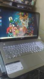 notebook potente e rapido-i5-tela 15.6-touch-ideal home office-impecavel
