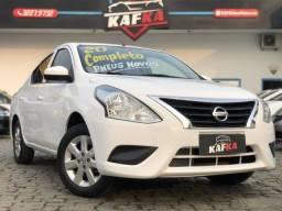 Título do anúncio: Nissan VERSA S 1.6 16V