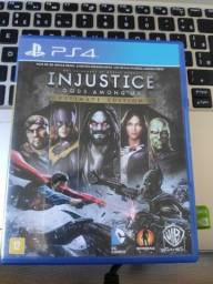 Título do anúncio: Injustice gods among us