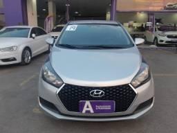Título do anúncio: Hyundai HB20 Conf/C.Plus/C.Style 1.0 Flex 12V Prata 18/19