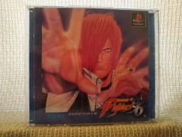 Theo King OF Fighters 96/97 Original Japonês