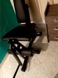 cadeira extensora anilhada
