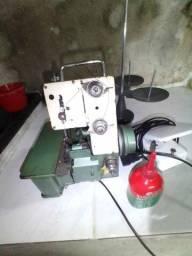 Máquina overlok semi industrial