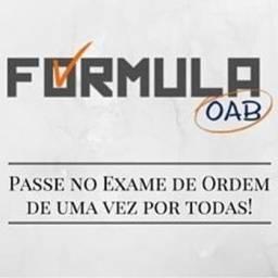 Fórmula OAB, Curso Completo, Você Aprovado(a) Na OAB! Quer Passar Na OAB de Primeira?
