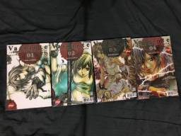 Manga Variante