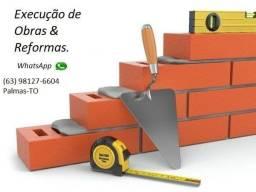 Construção e Reformas