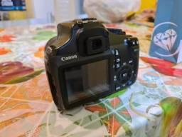Canon T3 com lente 18-55