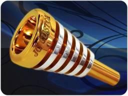 Título do anúncio: Bocal Trombone 6 1/2 JC CUSTOM