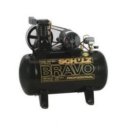 Compressor de Ar  CSL 10/100L 2hp 110/220V Bravo - 921.7852-0 - Schulz