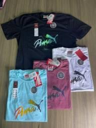 Título do anúncio: Camisa Masculino Polo Ralph Lauren e Puma