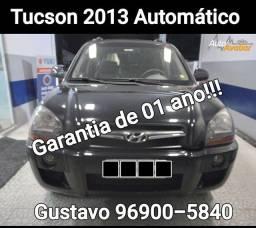 Hyundai Tucson Automático Gls Oportunidade *Gustavo