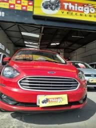 Título do anúncio: Ford ka sedan 1.0 completo