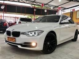 Título do anúncio: BMW 320I 2.0 Turbo/Active Flex - 2015 - Impecável - Estado de nova
