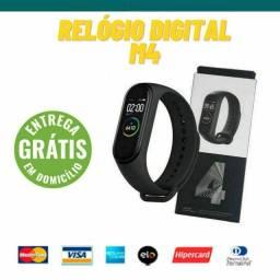 Relógio digital M4 ENTREGA GRÁTIS