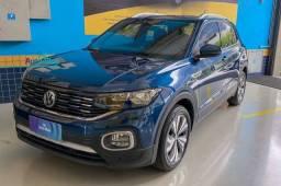Título do anúncio: T-CROSS 2019/2020 1.4 250 TSI TOTAL FLEX HIGHLINE AUTOMÁTICO