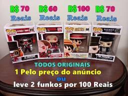 Funkos pop a venda Originais Leia o anuncio todo