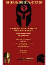Personal fight muay-thai