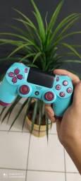 Controle PlayStation 4 personalizado, produto novo , parcelamos.