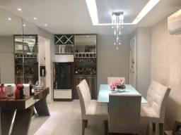 Apartamento com 3 dormitórios à venda, 93 m² por R$ 770.000,00 - Freguesia (Jacarepaguá) -