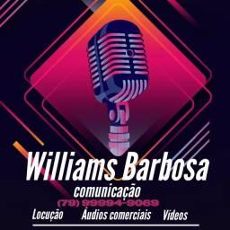 Locutor Williams Barbosa