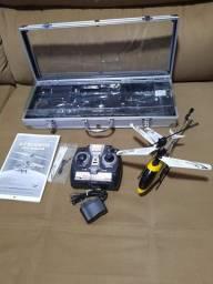 Helicóptero com controle remoto