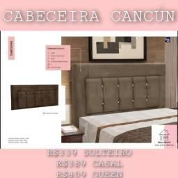 Título do anúncio: Cabeceira cacun,  Cabeceira cancun