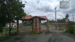 Terreno em condomínio fechado de chácaras, em Cosmópolis-SP (TE0044)