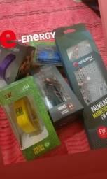 Nipponflex kit bem-estar ,Bracele doubler fir , palmilha magnetica