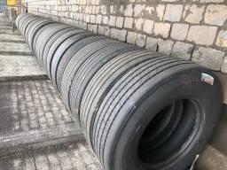 Vende-se pneus usados 295/80R22,5