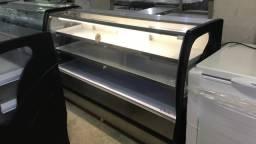 Balcão refrigerado para frios e Laticinios tamanho 1,75m- 1 ano garantia