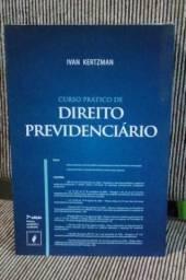 Livros Direito previdenciário. e.Direitos humanos