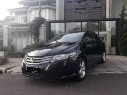 Honda City Lx 2011 Novissimo, 55 Mil Km,Automático, Financio/Analiso Trocas - 2011