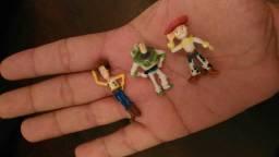 3 miniaturas toy story