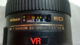 Objetiva Nikon tratar com Léo fone 999357330