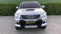 Toyota Hilux cd 4x4 - 2012