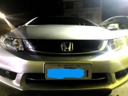 Honda Civic 2015 novissimo - 2015
