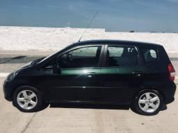 Honda Fit 1.4 LX 8V Gasolina 4P Automático CVT - 2007