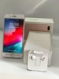 iPhone 7 Plus 128 GB Rose Muito Novo!!