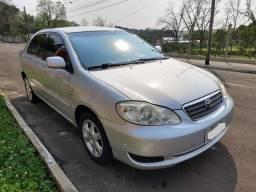 Corolla XLI 1.6 Automático, bancos em couro, lindo carro!