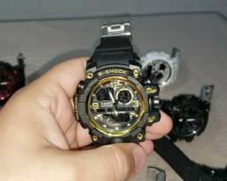 Relógio G-shock Preto com dourado comprar usado  São Paulo