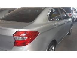 Ford K.A 1.5 2018 Prata Ent: 7.000 48x 980 primeira para 60 Dias