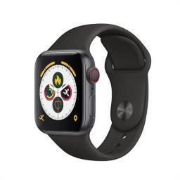 Smartwatch relógio inteligente iwo X7 chamadas notificação watchface fotos