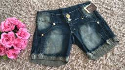 Short jeans TAM 38/40/42/44 novos