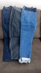 Lote roupas gestante