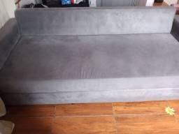 Sofá cama super conservado